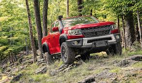 100 Road Truck 2019 Chevy Colorado ZR2 Bison AEV Modified Chevy Pickup