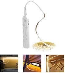 led stripes 3m 10 fuß bewegungssensor licht pdgrow led leiste lichtleiste batteriebetrieben 5v usb wasserdicht led licht streifen beleuchtung mit