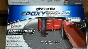 Quikrete Garage Floor Epoxy Clear Coat by Brewer U0027s Arcade Basement Floor Renovations W Rust Oleum Epoxy