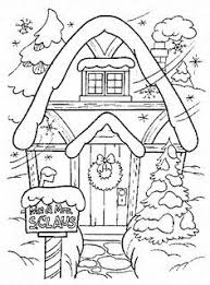 Click On The Below Best Printable Winter Coloring Pages To Download And Fill With