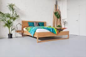 oak massivholzbett aus echtholz eiche n51e12 design manufacture
