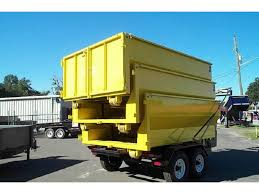2018 A U-DUMP GN Roll Off Pkg. - Trailer And (5) 12 Yard Containers ...