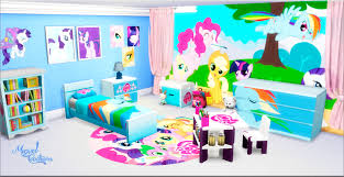 miguel creations ts4 bedroom my little pony thesims4 decor
