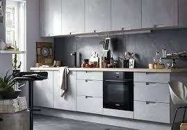 joue cuisine on joue la carte du chic et de lintemporel avec la cuisine grise on