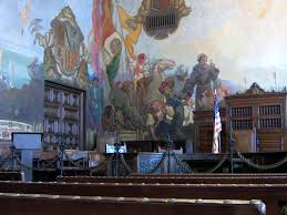 Santa Barbara Courthouse Mural Room by Bowdish Home Page Santa Barbara Places And Photos
