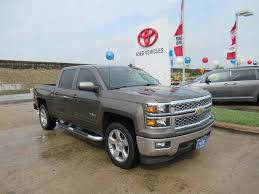 Used 2015 Chevrolet Silverado 1500 LT Truck 44893 23 77065 Automatic ... Used 2015 Toyota Tundra Sr5 Truck 71665 19 77065 Automatic Carfax 1 Drivers Beware These Are Houstons 10 Most Stolen Vehicles Abc13com Awesome Cadillac Suv Houston Tx Highluxcarssite Tuscany Fseries Ftx Black Ops Custom Lifted Trucks Near Elegant 20 Photo New Cars And Wallpaper Electric Dump Together With Craigslist For Sale Chevy Inspirational Freightliner In Tx On Dodge Commercial Diesel Of Used Toyota Tundra Houston Shop For A In Mack Rd688s Buyllsearch