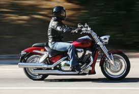 2008 Honda VTX 1800 F Motorcycle Review