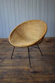 Vintage Satellite Round Circle Bamboo Cane Wicker Rattan Tub Chair ... Shop Costway 4 Pieces Patio Fniture Wicker Rattan Sofa Set Garden Tub Chair Chairs Increase Beautiful Design To Your House Rattan Modern Shell Retro Design Outdoor Ding Asmara Oliver Bonas New Black Poly Spa Surround Hot Chic Tropical Cheap Find Deals On Line At Round Fan Lily Loves Shopping Gray Adrie By World Market Products Sets