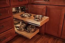 Lower Corner Kitchen Cabinet Ideas by Cabinets U0026 Drawer Blind Cabinet Storage Solutions And Rev Shelf