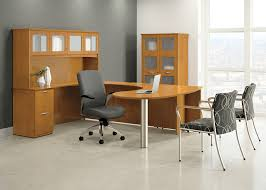 Staples Sauder Edgewater Desk by Office Office Furniture Desks Custom Home Office Cabinets