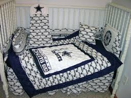 Dallas Cowboys Bedroom Set by Baby Cribs Dallas New Crib Nursery Bedding M W By Furniture For