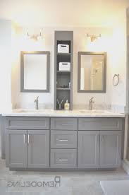 bathroom simple how to install a double sink bathroom vanity