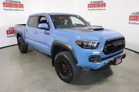 New 2018 Toyota Tacoma TRD Pro Double Cab Pickup In Escondido ... Preowned 2015 Toyota Tacoma 4x4 Double Cab Trd Offroad Crew 2019 New Dbl Cb 4wd V6 Sr At At Fayetteville Hilux Comes To Ussort Of Truck Trend Shop By Vehicle 0515 4x4 And Prerunner 6 Lug 44toyota Trucks For Sale Near Gig Harbor Puyallup Car Tundra Sr5 Crewmax In Riverside 500208 1995 T100 Pickup Friday Pristine 1983 Survivor Headed 2018 Mecum 2016 Platinum Longterm Update The Commute