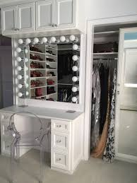 Makeup Desk With Lights by Vanity Mirror Desk Vanity Lights Bedroom And Stool Set With 50