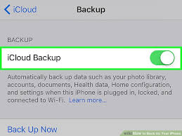 3 Ways to Back Up Your iPhone wikiHow