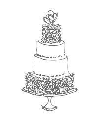 At Our Studio Bakery In NW Portland La Joconde Will Treat You To A Delightful Variety Of Delicious Wedding Cake Samples While We Discuss Your Custom