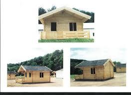 maison bois lamelle colle chalet pour cing à partir de 380 m maison bois en kit