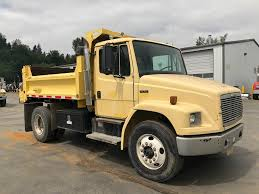 100 240 Truck 2001 Freightliner FL70 Dump For Sale 108530 Miles Pacific