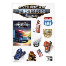 American Truck Simulator Sticker Sheet | SCS SOFTWARE Lift It Fat Chicks Cant Jump Decal Lifted Truck Sticker Pick Your Bear Trucks Skull Logo Sticker Skater Hq Truck Design For Miracle Movers Maker Appealing Bumpsticker Prting Batman Pickup Bed Bands Decal Vinyl Gmc Sierra Food Wrapping Lorry Klang Selangor American Simulator Sheet Scs Software Ipdent Co 3 Blackred Free Shipping Diesel Stickers Ebay Entry 9 By Kenerojeda Flowers Design Freelancer