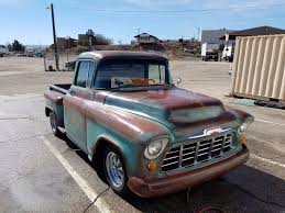 Patina 1956 Chevrolet Pickups Stepside 3100 Custom | Custom Trucks ... 1951 Chevy Truck No Reserve Rat Rod Patina 3100 Hot C10 F100 1957 Chevrolet Series 12 Ton Values Hagerty Valuation Tool Pickup V8 Project 1950 Pickup Youtube 1956 Truck Ratrod Shoptruck 1955 Shortbed Sold 1953 Pick Up Seven82motors Big Block Hooked On A Feeling 1952 Truck Stored Original The Hamb 1948 Project 1949 Installing Modern Suspension In An Early Classic Cars For Sale Michigan Muscle Old
