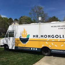 100 Food Trucks Durham Nc Mr Mongolian Raleigh Roaming Hunger