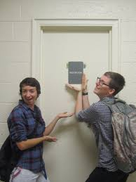 Gender Inclusive Bathroom Sign by New Single Use Gender Neutral Signage Installed On Appalachian