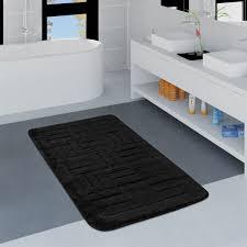 badezimmer teppich kariertes muster versch größen u farben