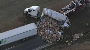 PHOTOS: FedEx Truck Crashes, Spilling Boxes Onto Highway | Abc7ny.com One Dead In Fedex Truck Crash On I5 The Sacramento Bee 9 Dead Collision Between Truck And Bus Carrying Local Year Later Deadly California Crash Nbc Southern Motorcyclist After With In Burnsville Wcco Worker Killed Accident At Hub Willington Fox 61 Fiery Closes I435 Sthbound Kansas City Star Crashes Slow Am Commute Connecticut Post Spills Packages After Overturning Nj Highway Driver Killed Plunges Off Bridge 5 Dallas 2 Airlifted Headon Ellery News Sports Jobs Caught Video Uta Frontrunner Train Crashes Into Fed Ex Hawthorne Raw Footage Youtube