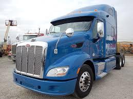 100 Used Peterbilt Trucks For Sale In Texas USED 2012 PETERBILT 587 TANDEM AXLE SLEEPER FOR SALE IN TX 2806