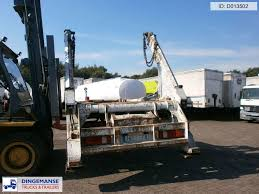 Cayvol Lift-off Tipper 20 Ft Tipper System For Cayvol Lift-off Tipper 20 Ft  Truck