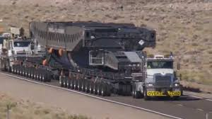Amazing Biggest Oversize Load Truck - World Biggest Truck In The ...