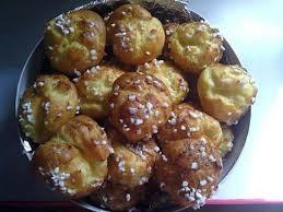 recette de chouquette avec pâte à choux de michalak