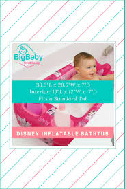 Inflatable Bath For Toddlers by 17 Best Bathroom Big Baby Small Space Images On Pinterest