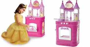 Dora Kitchen Play Set Walmart by Disney Princess Magical Play Kitchen Just 24 97 At Walmart