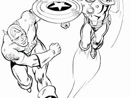 Avengers Civil War Coloring Pages Fresh Black Panther Marvel