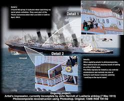 titanic sinking animation 2012 rms lusitania sinking animation sinks ideas