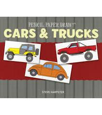 100 Cars And Trucks Llc Pencil Paper Draw Miller Pads And Paper LLC