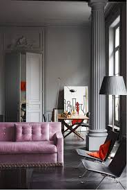 Grey And Purple Living Room Pictures by 68 Best Decorating With Chesterfield Sofas Images On Pinterest