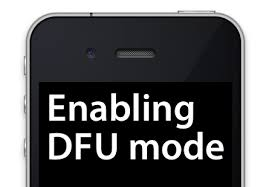 How to put your iPhone and iPad in DFU Mode iPhoneByte