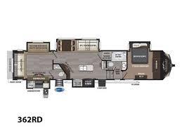 Montana 5th Wheel Floor Plans 2015 by Rvtrader Com Rvs For Sale Forest River Keystone Jayco