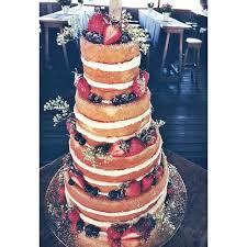 Open Layer Wedding Cake By 2tarts Bakery