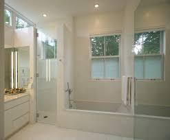 Artscape Decorative Window Film by Artscape Window Film Bathroom Transitional With Clean Lines Flush