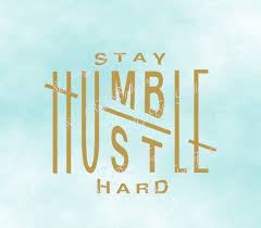 Stay Humble Hustle Hard Svg Quote