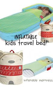 inflatable kids travel bed ideas perfect for vacations