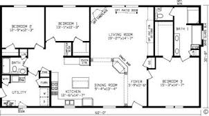 Spacious House Plans by Friendship Homes Floor Plans Home Plan