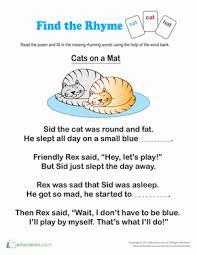 Elеgаnt Words that Rhyme with Blue Worksheet Education