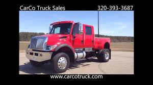 100 Cxt Truck For Sale International CXT Worlds Largest Pickup By CarCo