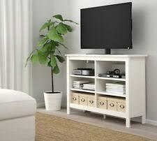 ikea gettorp tv bank in weiß 120x40cm tv tisch wohnzimmer