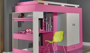 lit et bureau enfant lit mezzanine enfant avec bureau