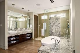 master retreat open concept ensuite modern badezimmer